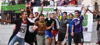 Finale SJR Rotary Streetsoccer Matchdays Augsburg 2016