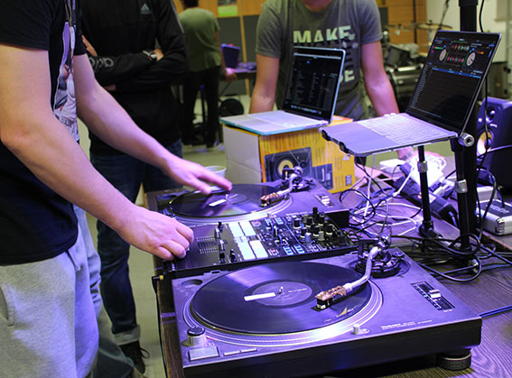 DJ Workshop im h2o - SJR Augsburg